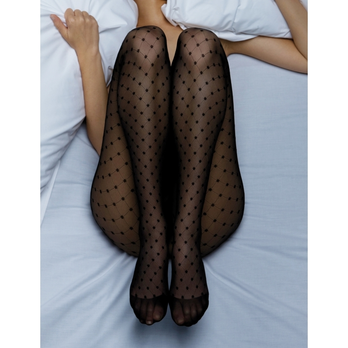 Collants Plumetis chez Doré Doré Collant ... 20e581ecffd