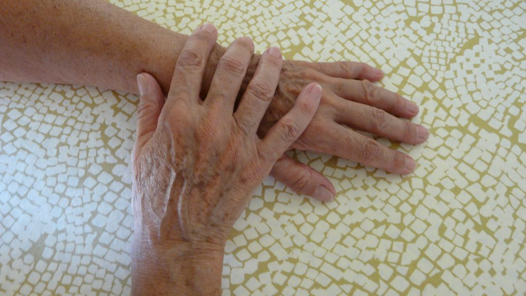 Le soin des mains et des pieds